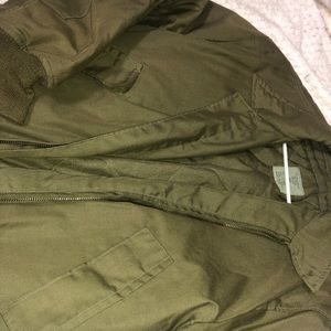 Tankers Military Jacket